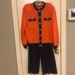 St. John Collection Suit